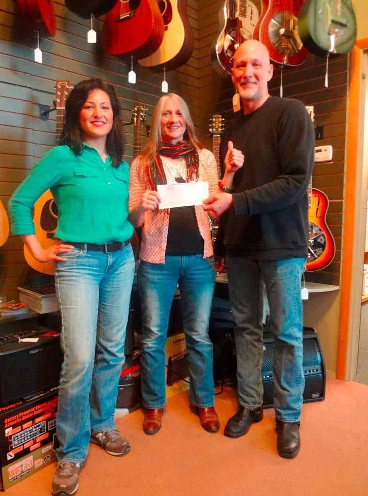 Crossroads Music offers Centrum Acoustic Blues Workshop