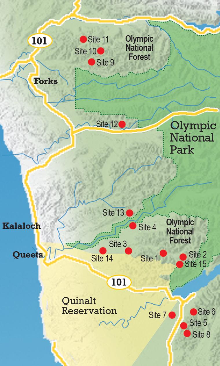 Kilmer: Study of jet noise over Olympic National Park   Port ...
