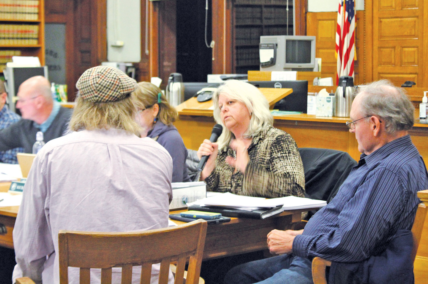 """We have some independence to make our own recommendations,"" planning commission vice chair Cynthia Koan said at the Nov. 19 meeting while discussing changes to Title 18 in the county code, regarding commercial shooting facilities."