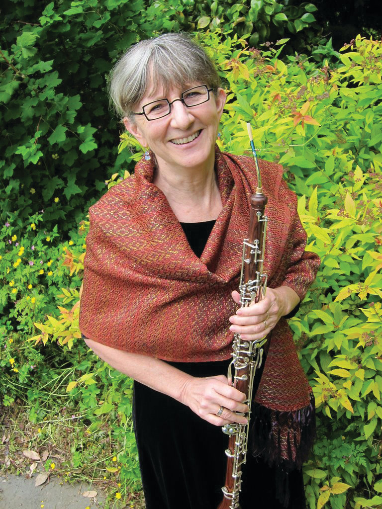 Nancy Rumbel and David Michael will perform Dec. 12 at the RoseWind Common House in Port Townsend.