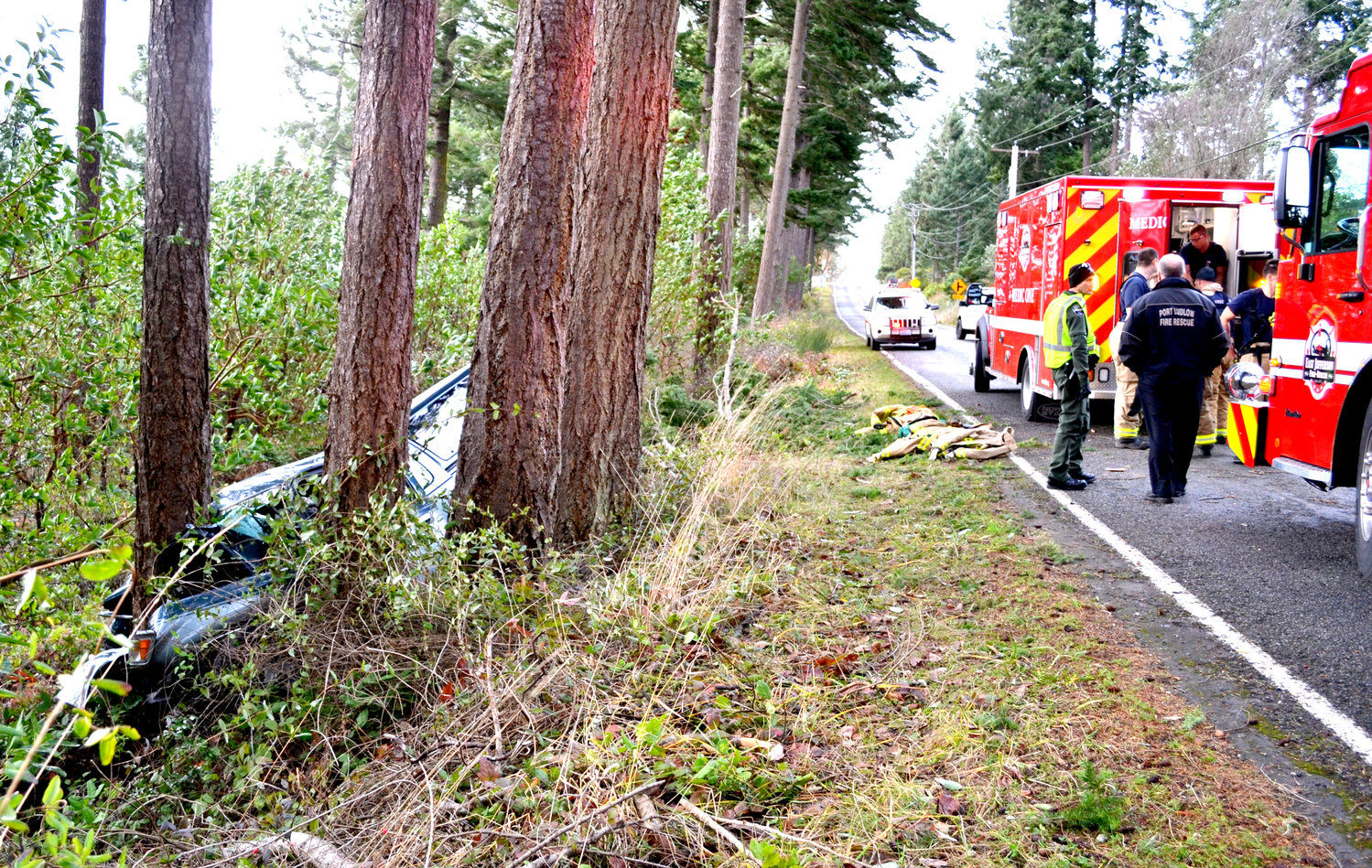 BREAKING: PT man killed in wreck | Port Townsend Leader