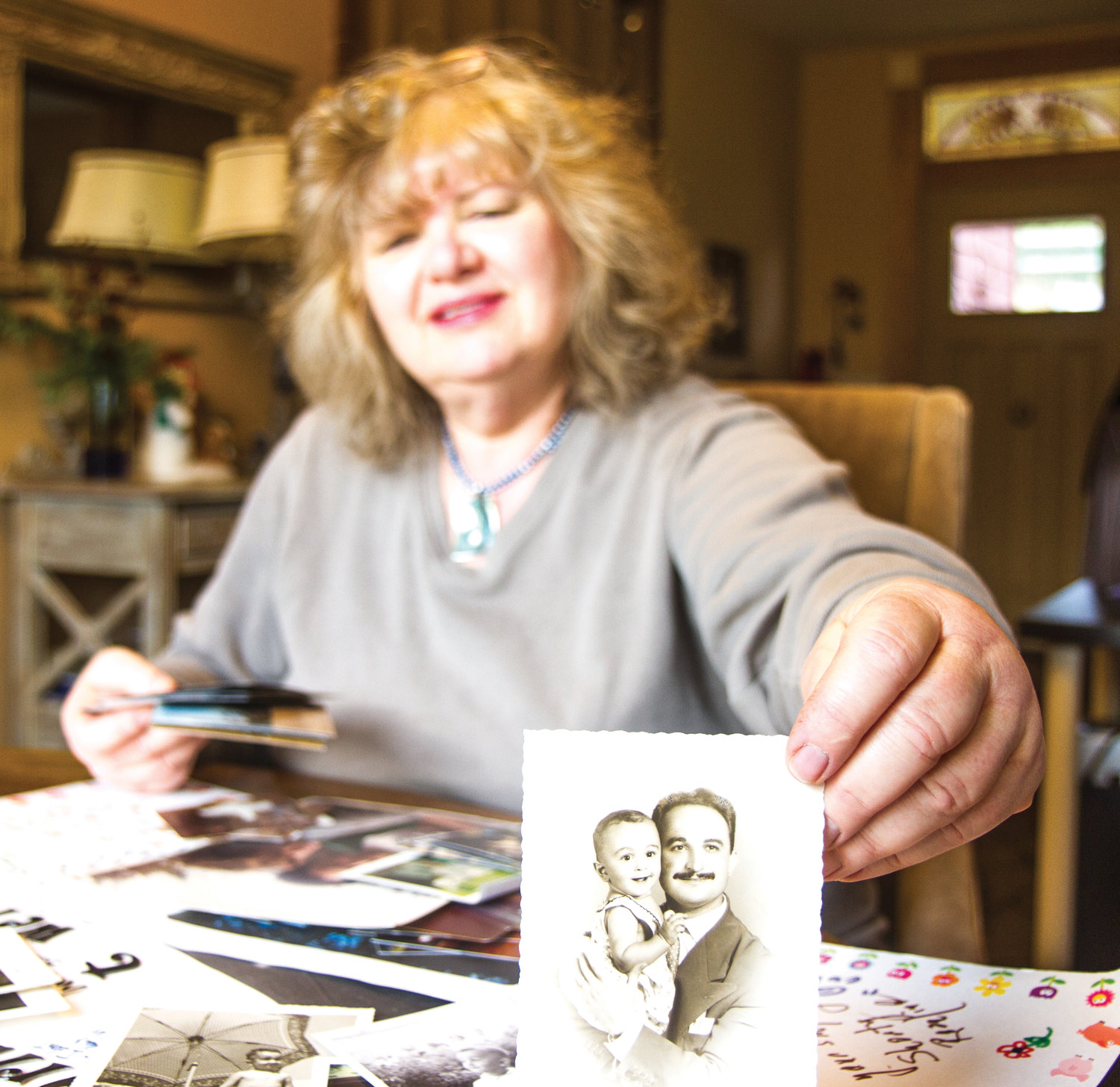 Marie Youssefirad reminisces over photos of her late husband, Fariborz Youssefirad, who died of complications from type 2 diabetes in 2014. The two met in college in California in the 1970s and were married in 1978. They were inseparable, she said, adding they never had kids but had plenty of fun during their time together.