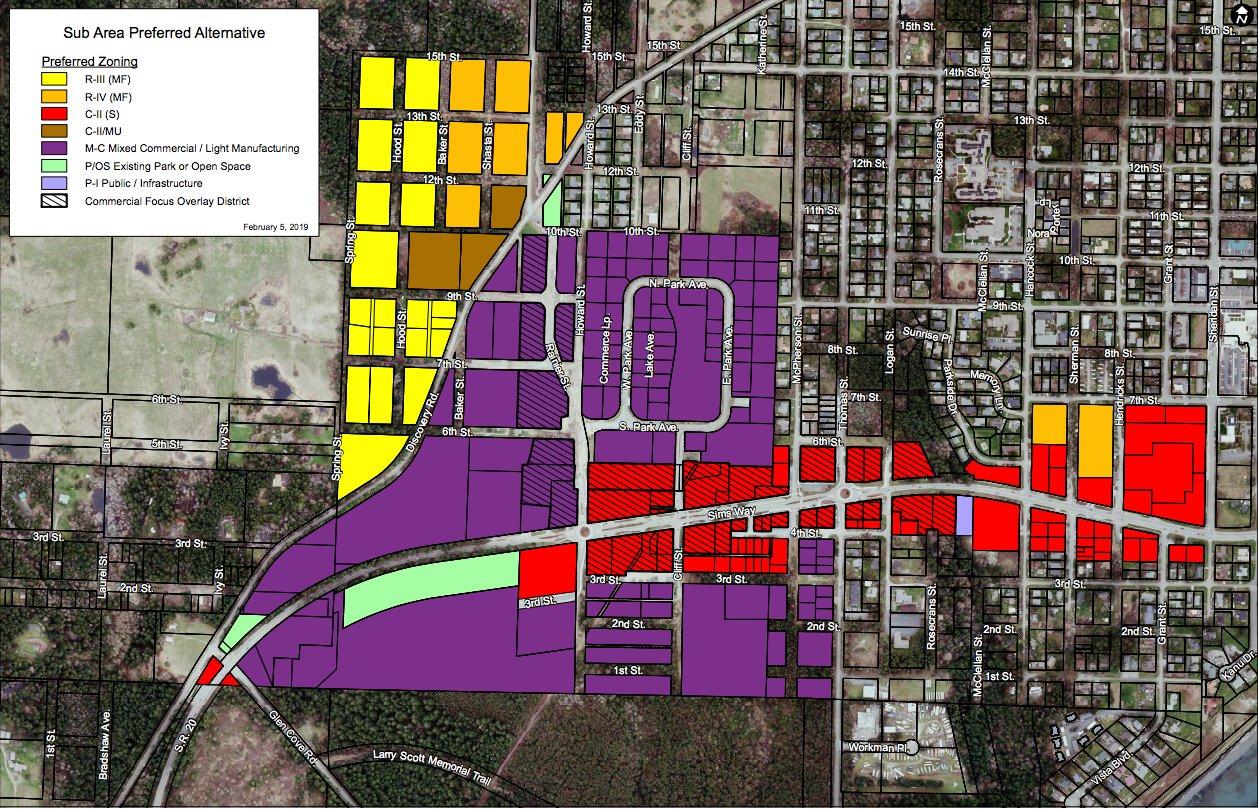 Apartment complex proposed for Rainier Street   Port