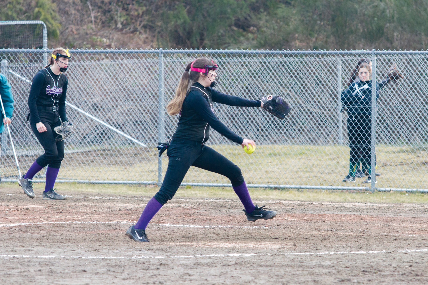 Quilcene Rangers fastpitch softball will face off against Wishkah Valley on April 9.