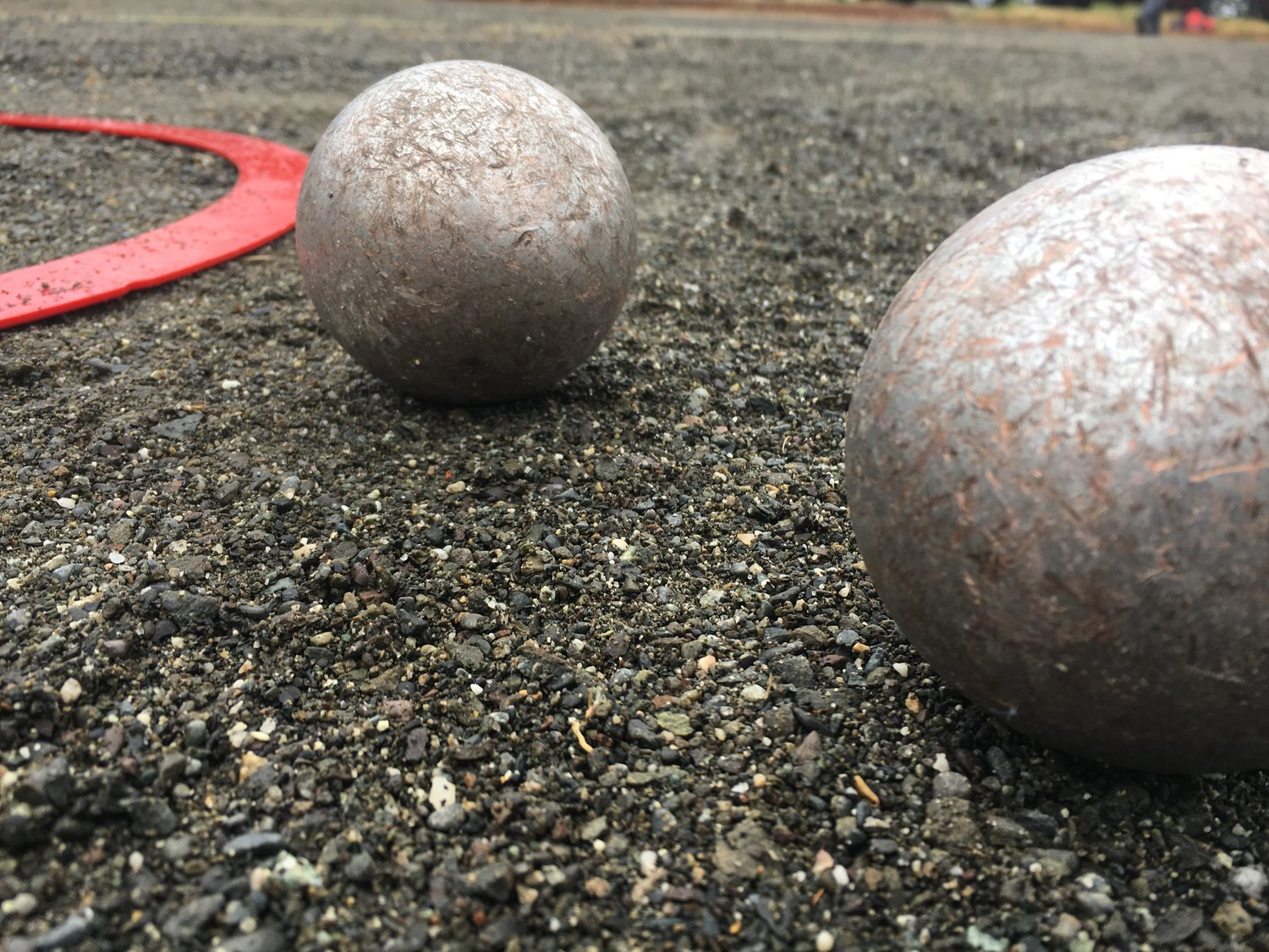 The Port Townsend Petanque Alliance gather twice a week to improve their skills and socialize while they compete in a 120-year-old French game of mental tenacity.