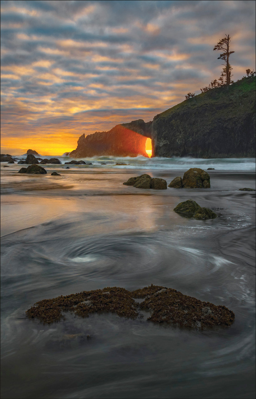 "Photographer Gina Cox's ""Last Light"" is featured in ""The Art of the See"" through Oct. 27."