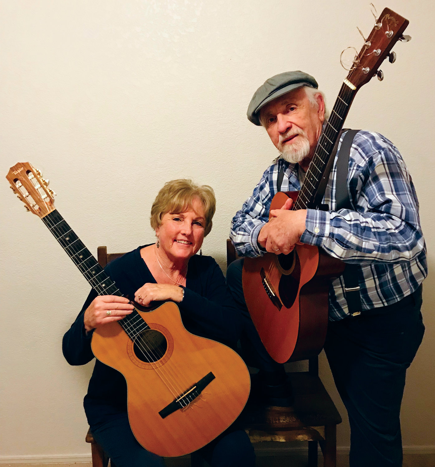 "Val and Mike James will perform at an ""Arts to Elders"" free concert at 2 p.m. on Tuesday, Jan. 14, at Life Care of Port Townsend, at 751 Kearney St."