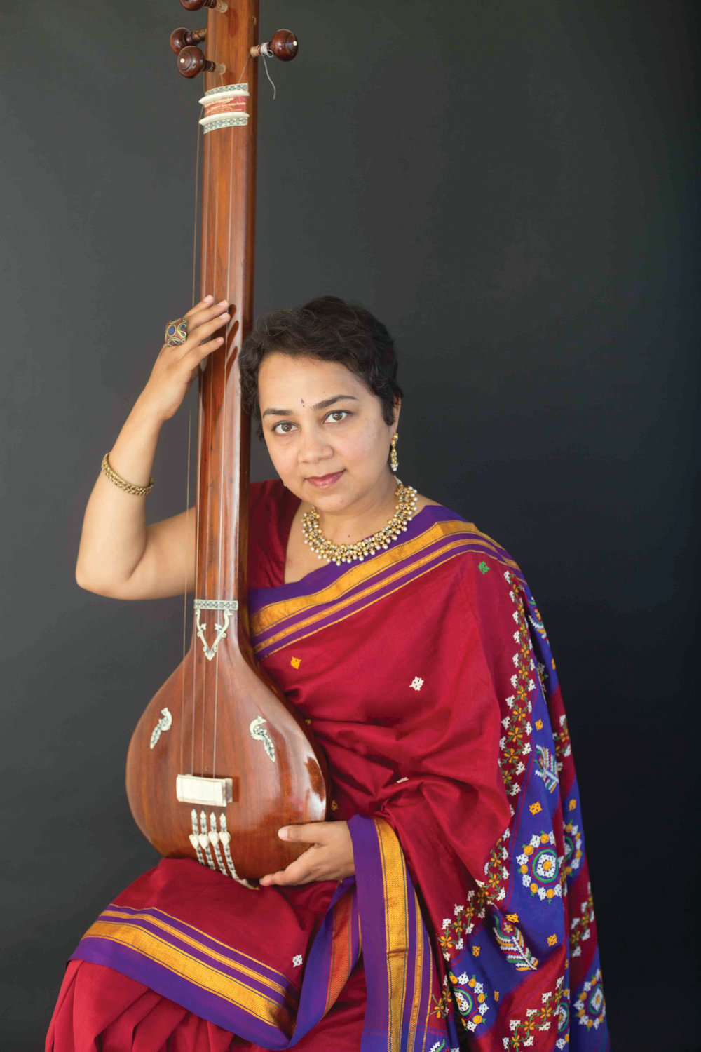 Hindustani vocalist, composer and world musician Srivani Jade will speak and perform at the Joseph F. Wheeler Theater at Fort Worden State Park at 5:30 p.m. on Monday, March 9.