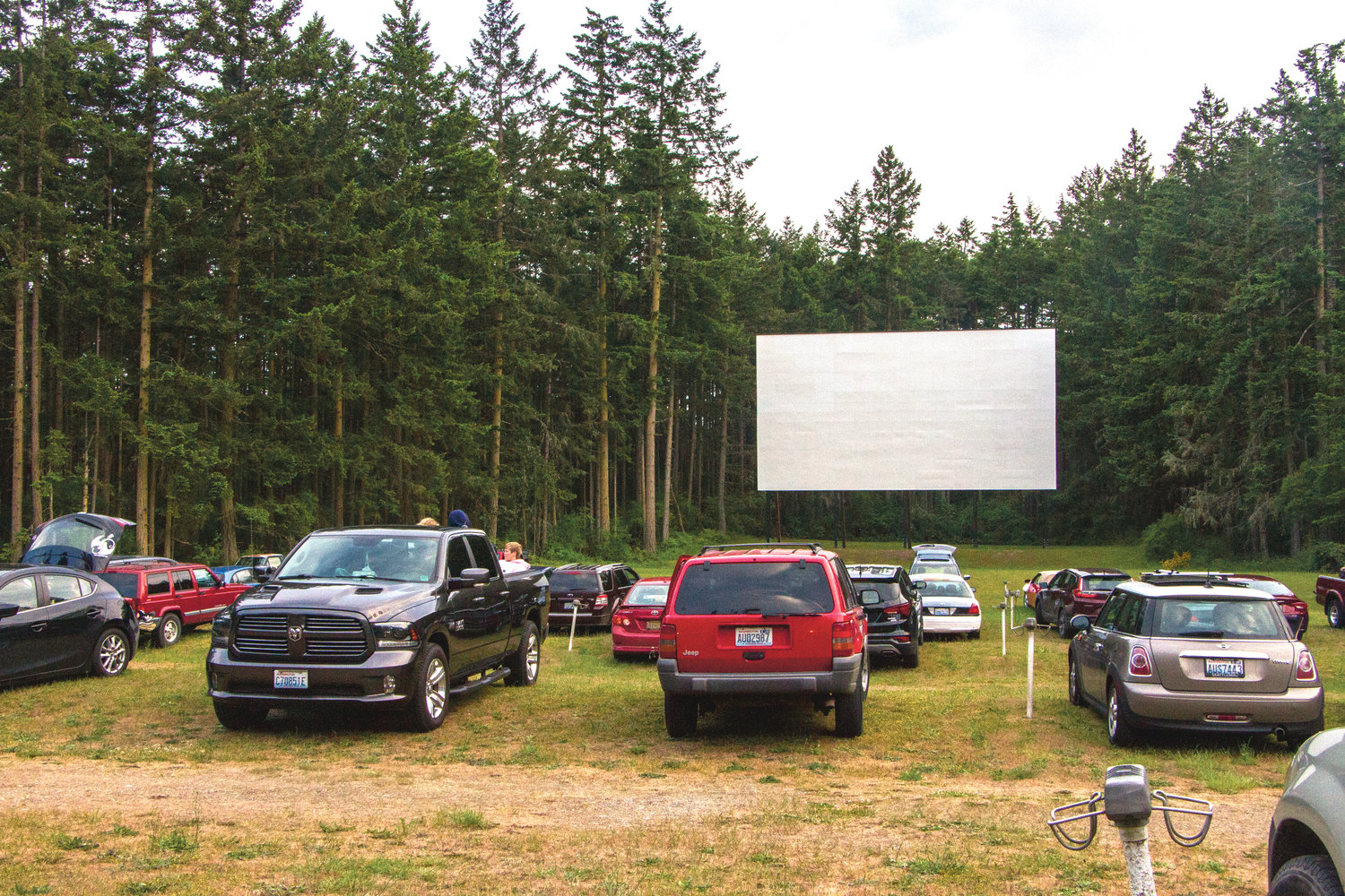 Phase 2 Allows Drive In Theater To Reopen Port Townsend Leader