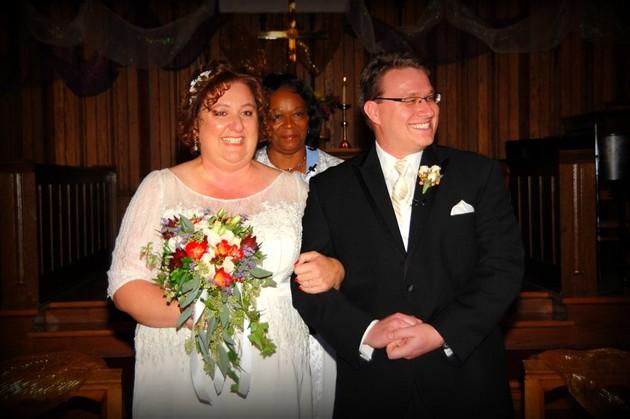 Mr. & Mrs. Bryan Sirois