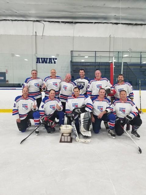 """Seekonk residents win"""" RI Summer Hockey title"""""""