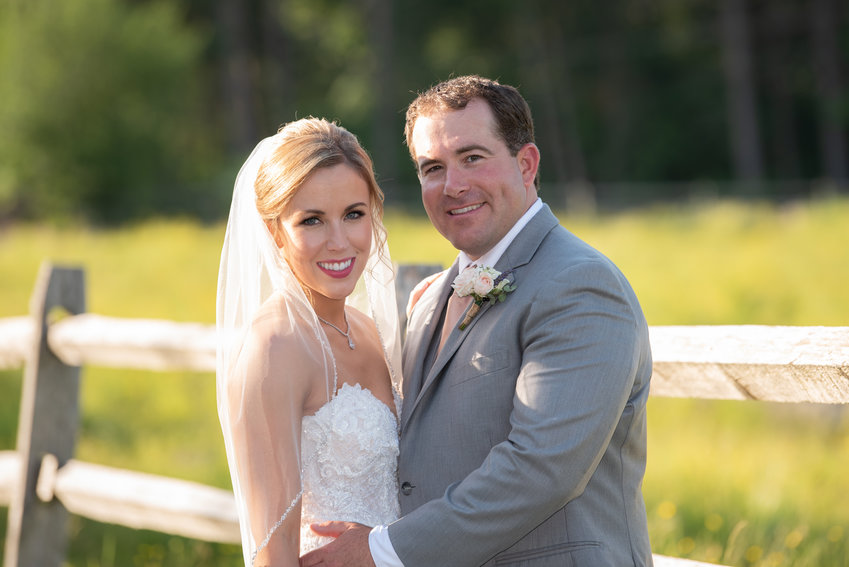 Ashlee Leah Bourque and Brent Adam Tinkham Marry