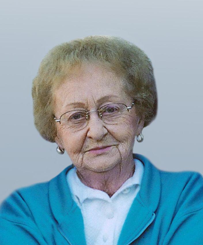 Irene Elizabeth (Roy) Walker