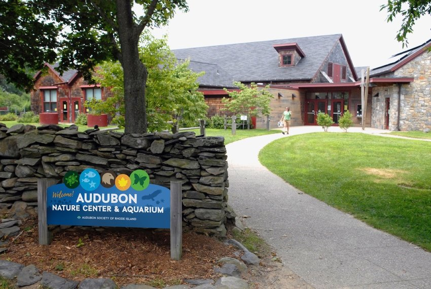 Audubon Society of RI..ASRI Environmental Education Center.Bristol, RI.