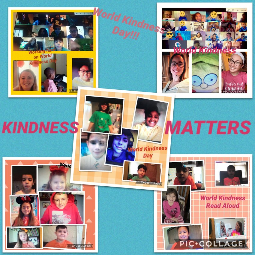 Hennessey Community Celebrating World Kindness Day