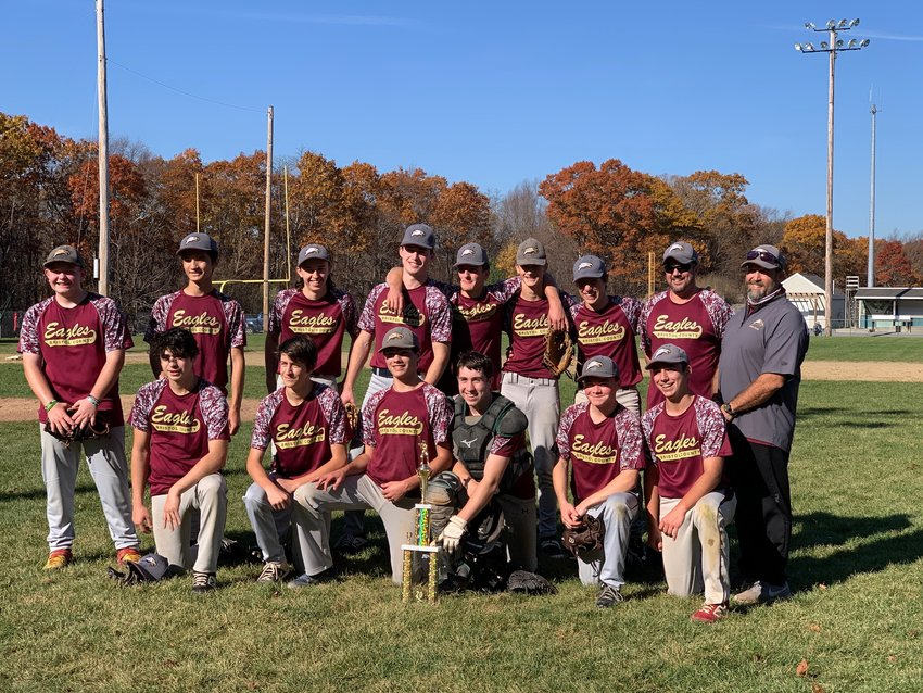 AAU Fall Baseball 16U Champions - The Bristol County Eagles