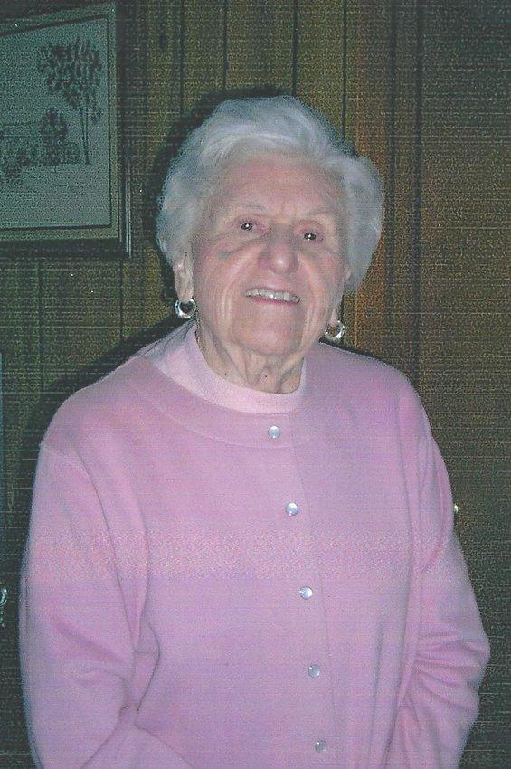 Christine Ruth Vellines Hoffmeister