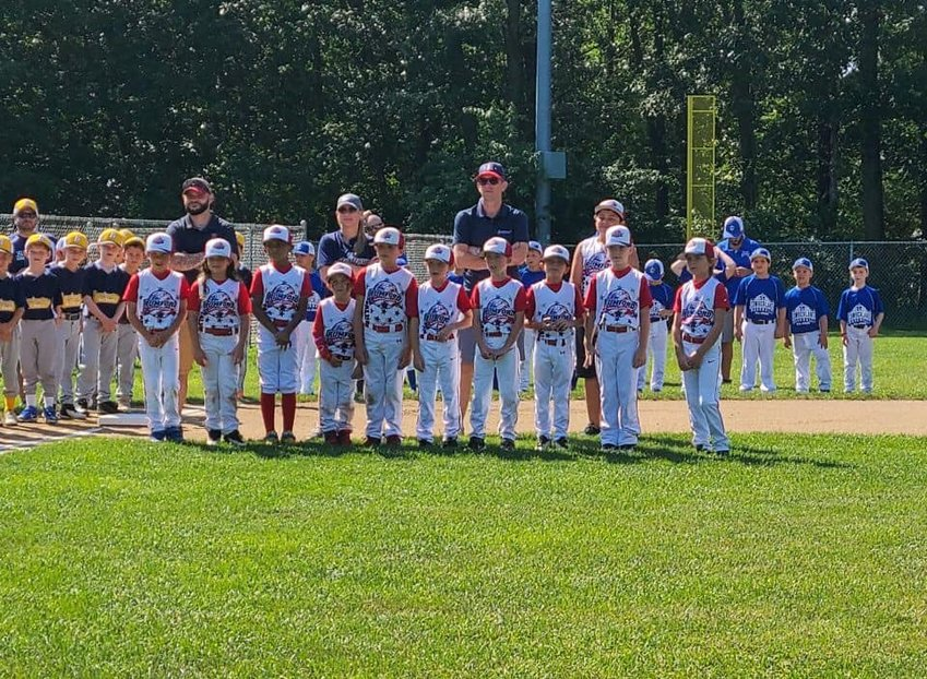 Rumford all stars win the Andreozzi Tournament in Pawtucket