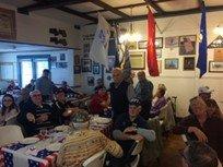 Veterans Day Dinner at the American Legion Post 302