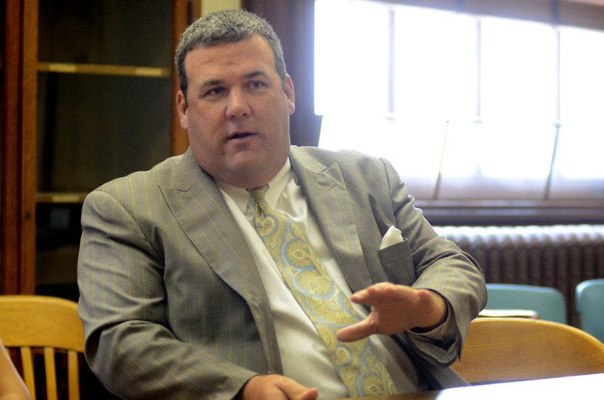 State Representative Gregg Amore