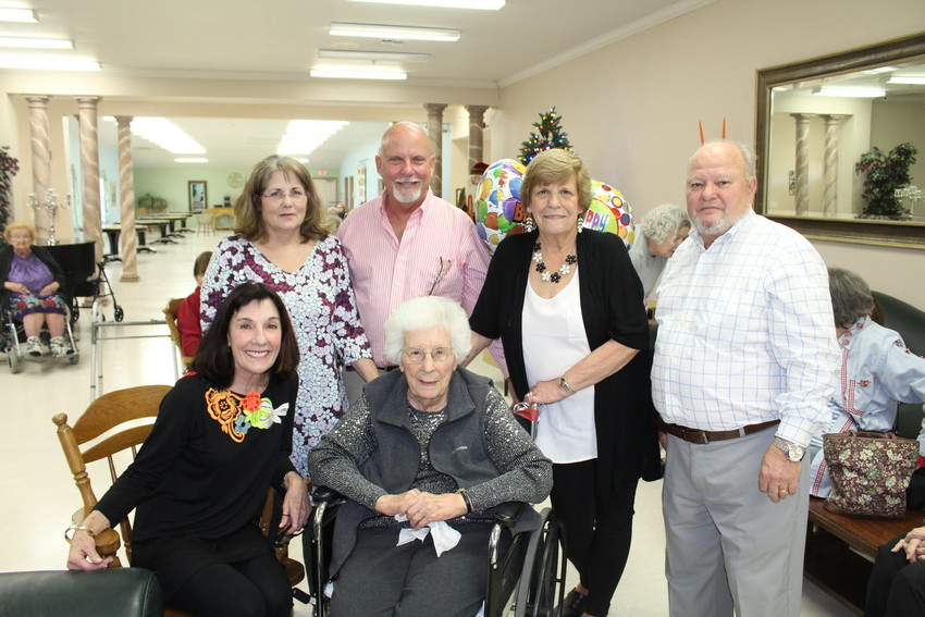 Emily Preibisch and family