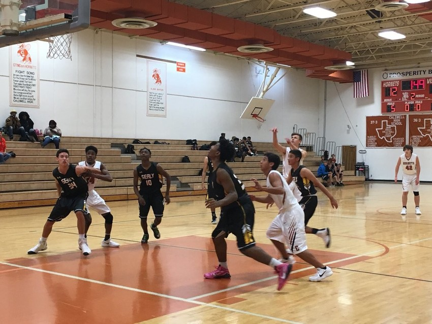 The Sealy Tigers played their first game of the season against Caldwell without a good portion of its starting varsity roster and lost 42-30.