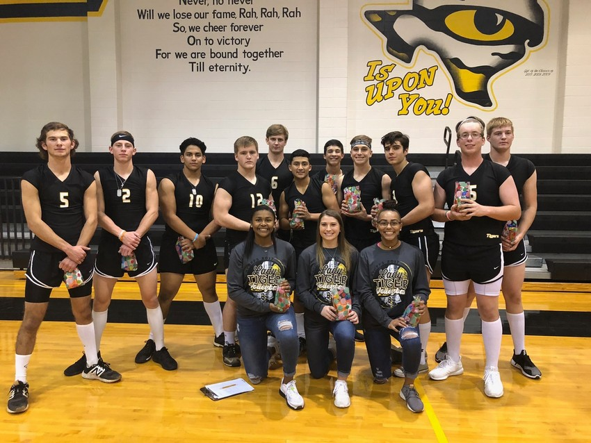 On Dec. 15, the Class of 2020 hosted a Macho Man Volleyball Tournament. The tournament champions were members of the Class of 2019.