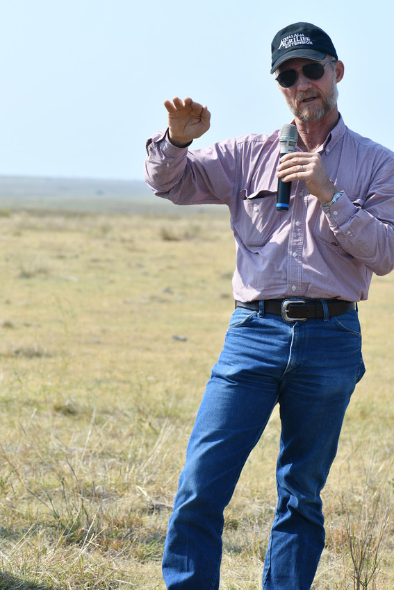 Dr. Tim Steffens, Texas A&M AgriLife Extension Service range specialist, Canyon, will lead the grazing school.