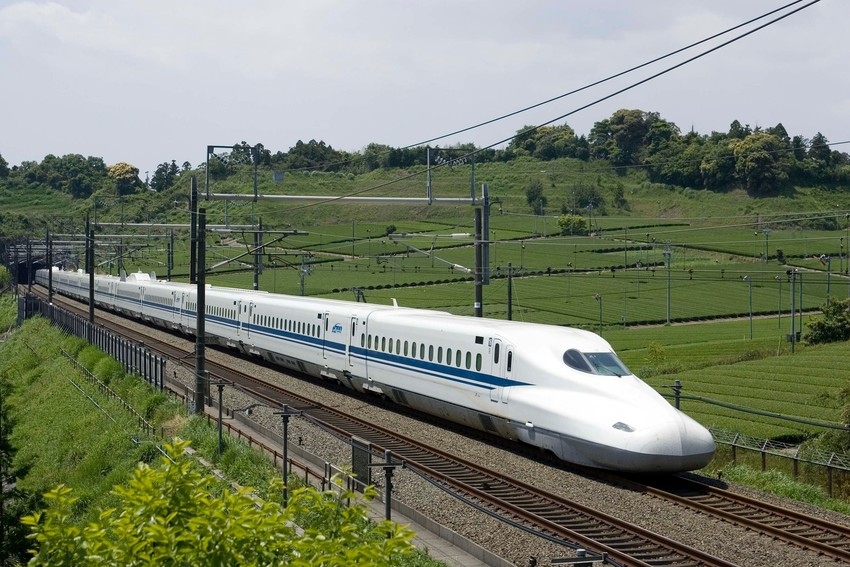 A preferred route and environmental impact statement for the proposed Texas bullet train was released in mid-December.