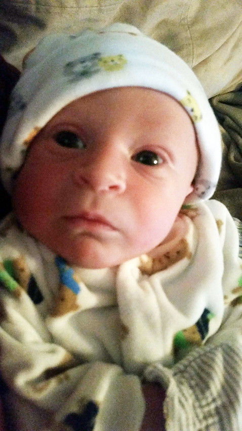 Brand new grandson