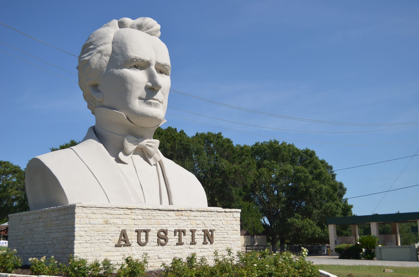 State remembers Father of Texas