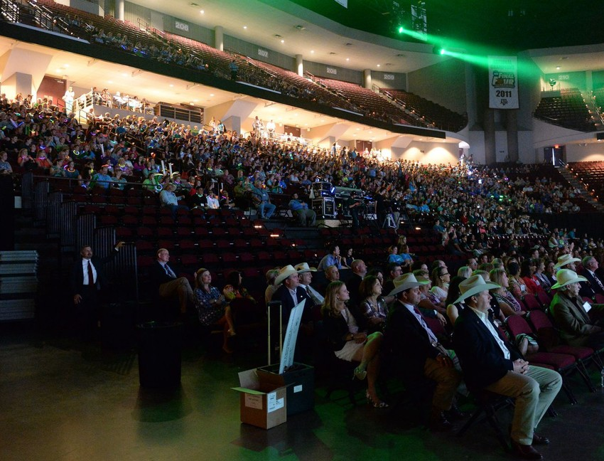 4-H members from throughout Texas congregated at Reed Arena on the Texas A&M University campus for the 2018 Texas 4-H Roundup June 11-14.