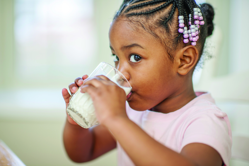 Milk is one of the most requested, but least donated items at food banks, meaning children in need may be missing out on essential nutrients.