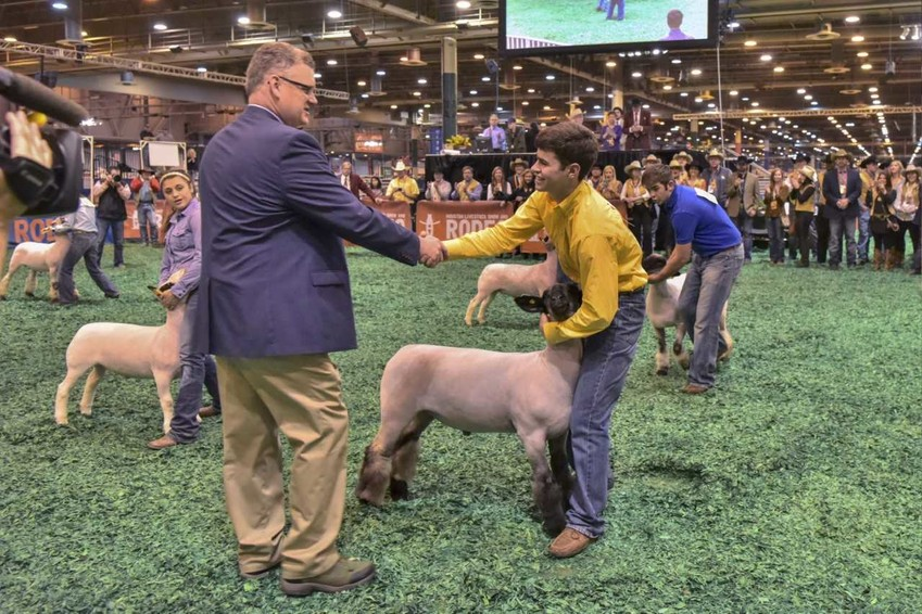 The Houston Livestock Show and Rodeo promotes agriculture by hosting an annual, family-friendly experience that educates and entertains the public, supports Texas youth, showcases Western heritage and provides year-round educational support within the community.