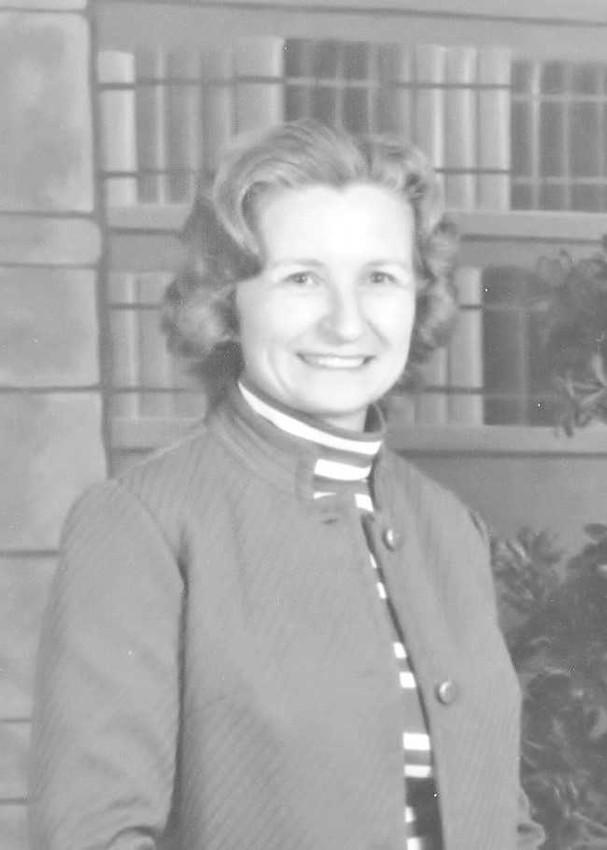 Mary Louise Bleike Flora