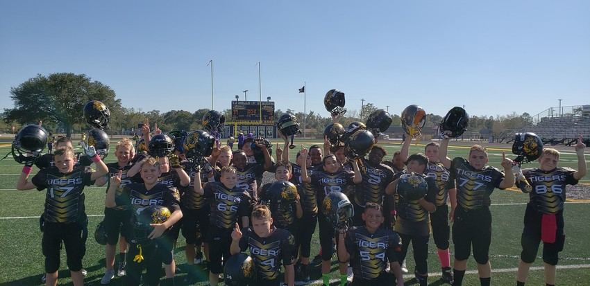 For the fourth straight year, this group of now-fifth and sixth graders will play for a championship at the end of their season.