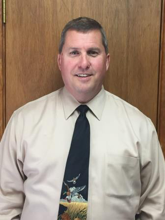 Brazos ISD Superintendent Brian Thompson