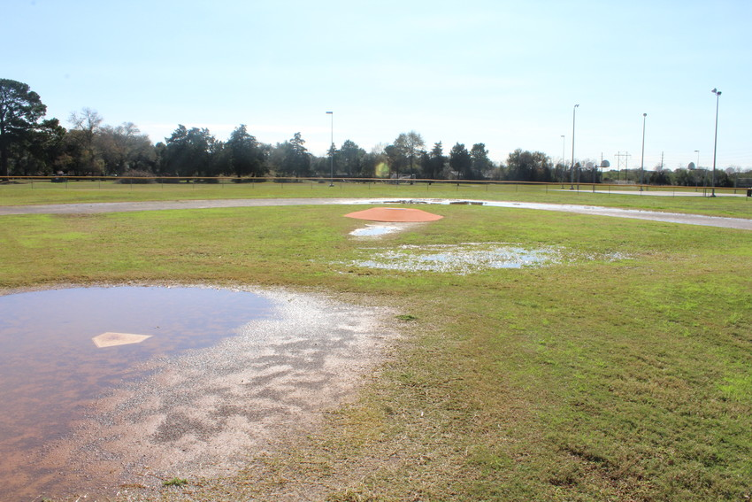 Upgrades are planned for the Little League fields at BP&W Park in Sealy.