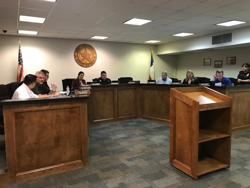 The Sealy ISD School Board approved the ball to start rolling on career and technical education facilities to hopefully increase participation in agricultural and culinary studies.