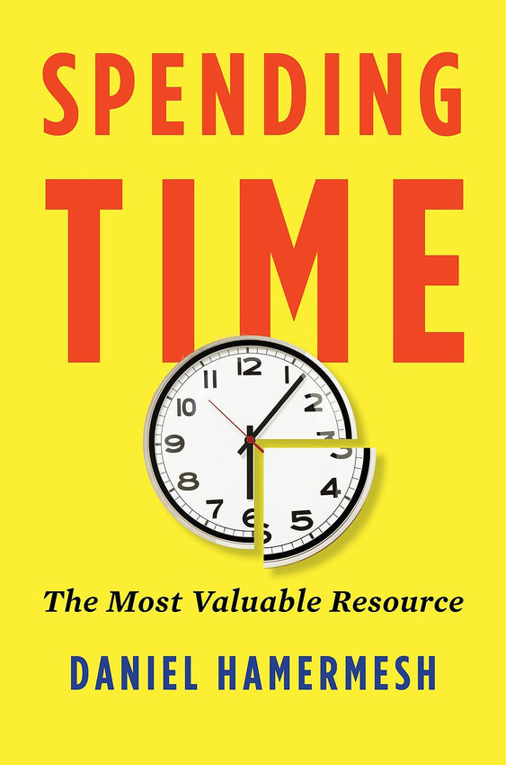 """""""Spending Time"""" by Daniel S. Hamermesh offers a new look at how people spend the limited time they have."""