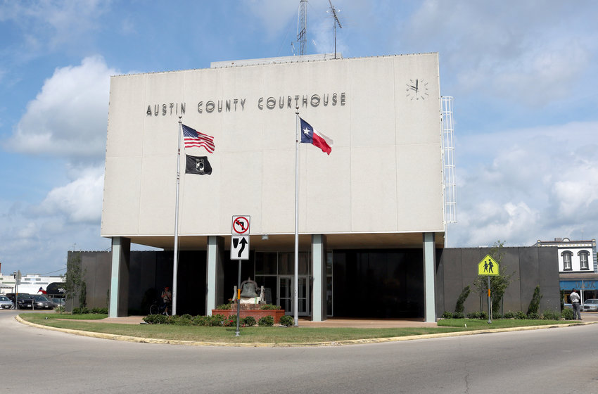 The Austin County Courthouse could be placed on the National Registry of Historic Places in order to qualify for a grant to repair it after it was damaged in Hurricane Harvey.