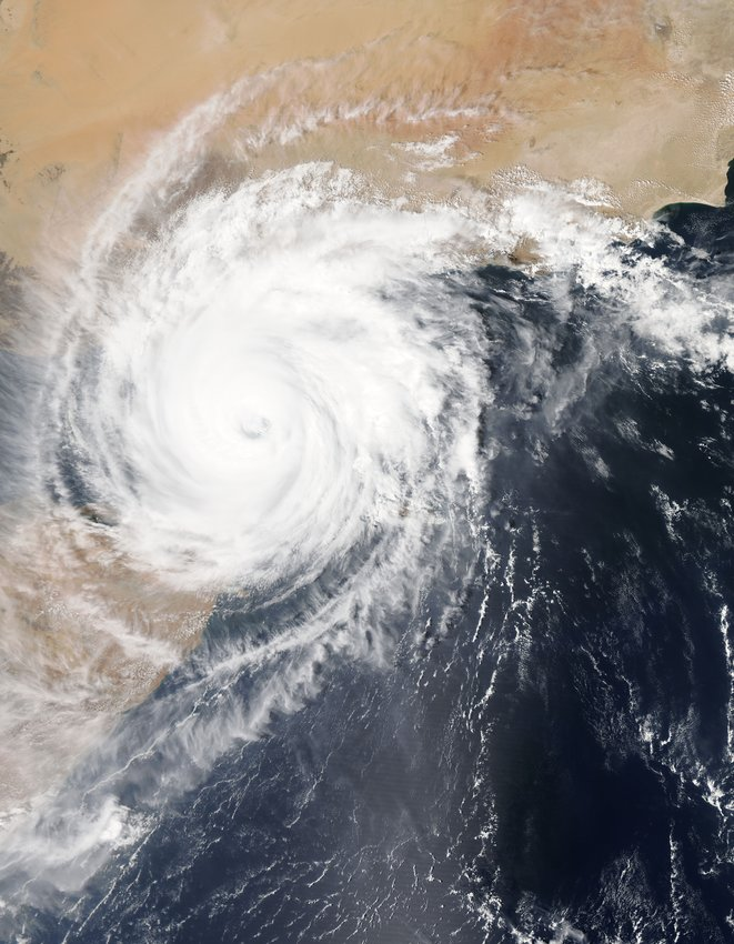 Hurricanes are no joking matter and can bring serious damage to wherever it touches.