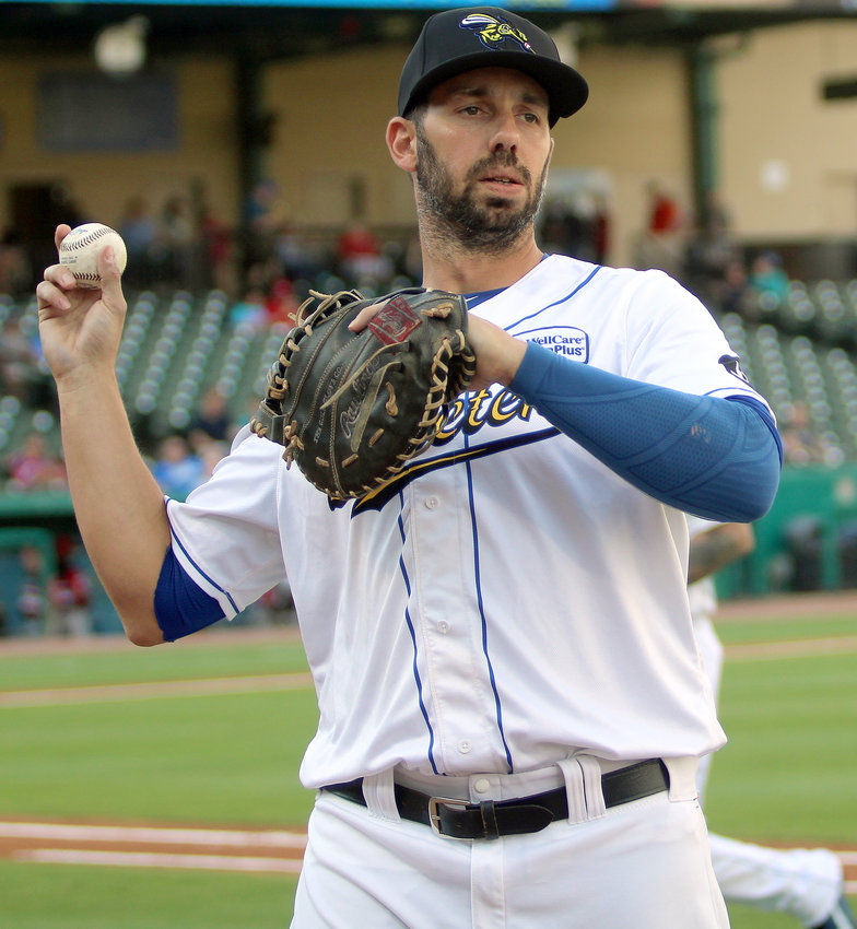 Chris Colabello spent parts of four years in Major League Baseball, splitting the time between the Minnesota Twins and Toronto Blue Jays. He made it to the American League Championship Series with the Blue Jays in 2015.