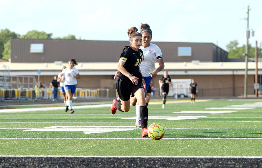 Jessica Vital captained the 2019 Lady Tiger soccer team to another playoff berth under head coach Adrian Rocha and will now have the opportunity to team up with her older sister, Bianca, a 2016 Sealy graduate, once again for the Blinn College Buccaneers this fall.