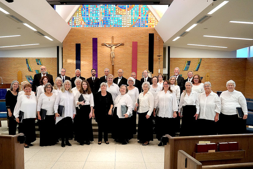 The Austin County Civic Chorale.
