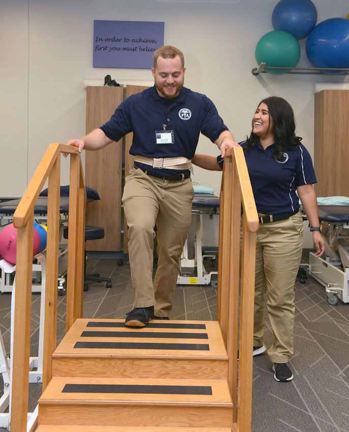 Blinn College's physical therapist assistant program has perfect licensure pass rate, which has attracted several students to the program.