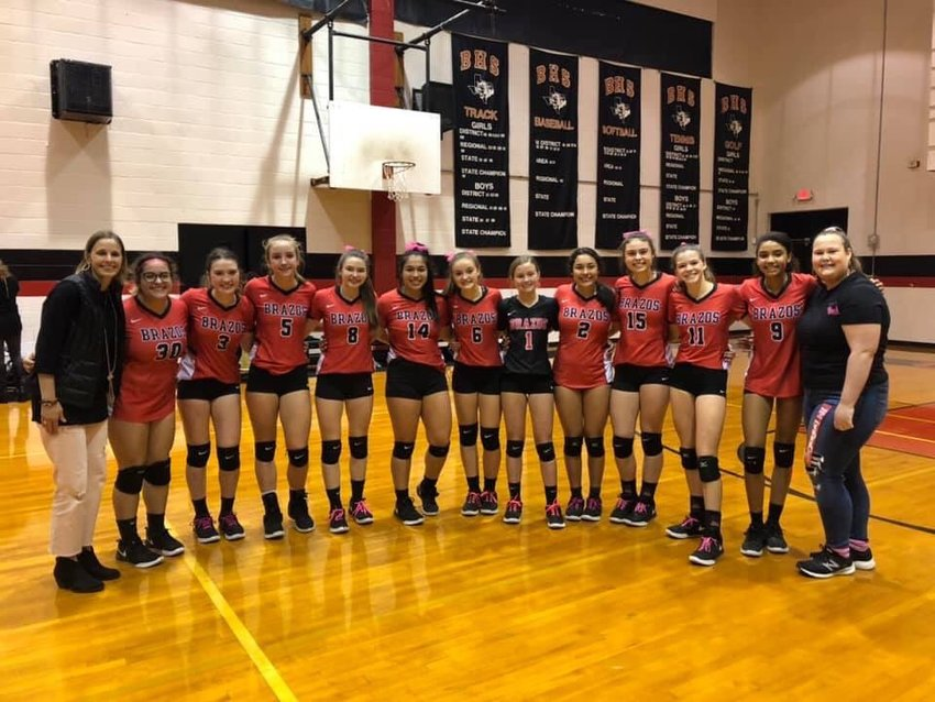 For the second year in a row, the Brazos Cougarettes claimed the District 27-2A championship to extend a postseason streak to nine years in a row and set up a second consecutive meeting with the Kenedy Lions in the bi-district round.