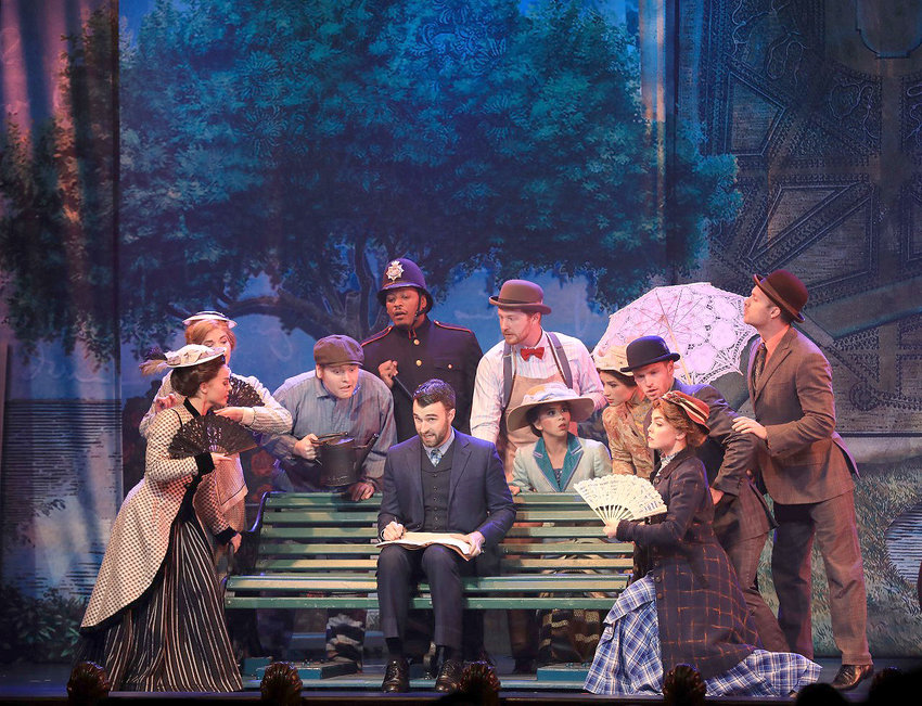 """Finding Neverland,"" the story behind the creation of Peter Pan, comes to Blinn College District's Dr. W.W. O'Donnell Performing Arts Center Jan. 31."