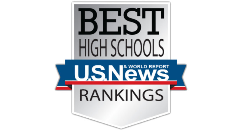The U.S. News and World Report's Best High School national school performance rankings were released and included Sealy at No. 437 in the state of Texas.