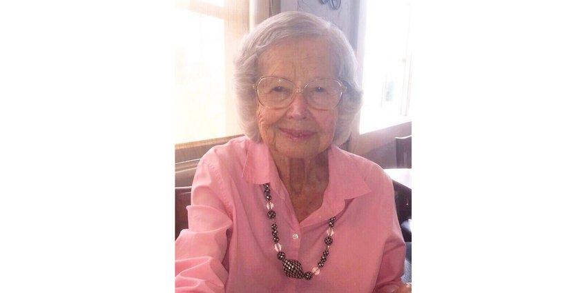 Ann Lou Briggs Huffman